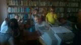 Předškoláci v knihovně